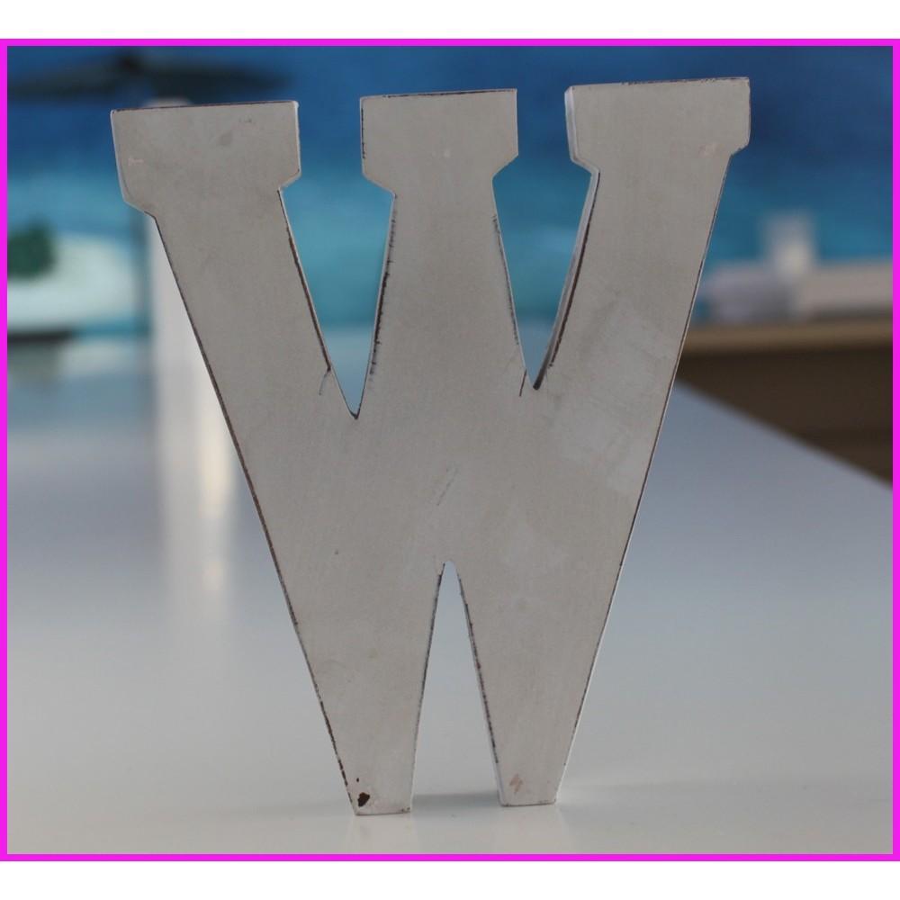letra W