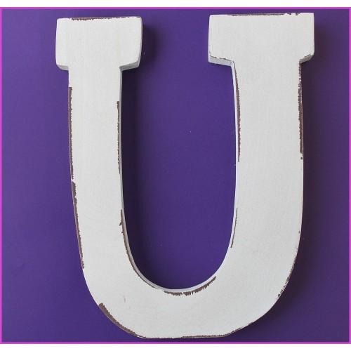 letra U