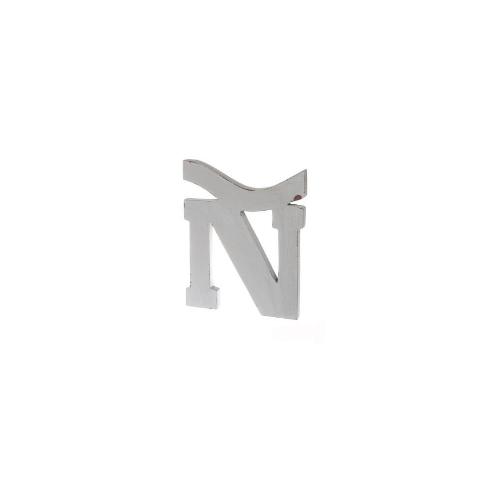 letra Ñ grande