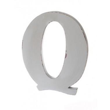 letra Q grande
