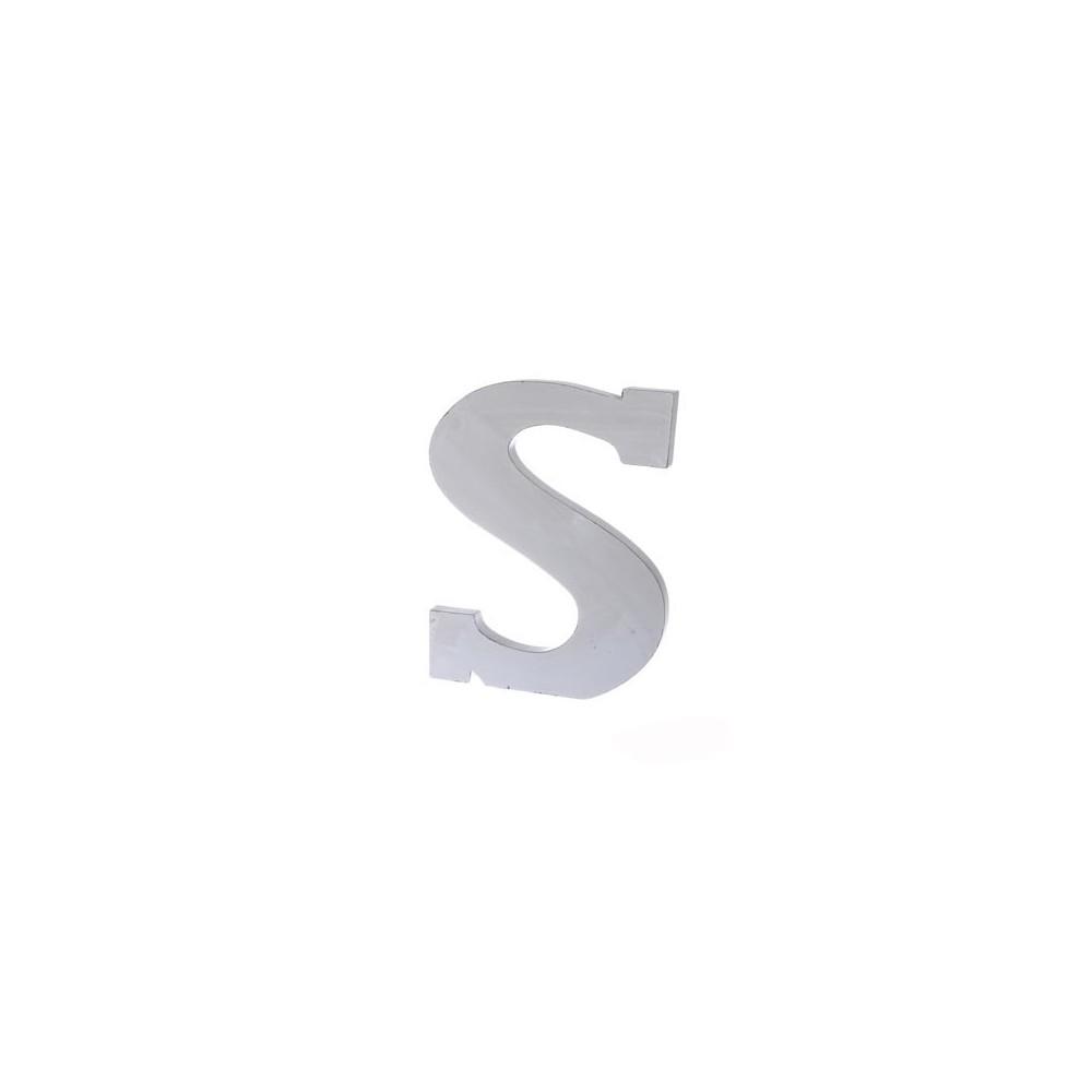 letter S big