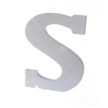 letra S grande