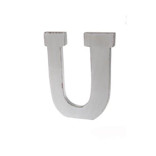 letter U big