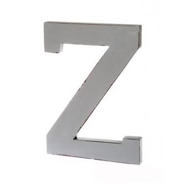 letra Z grande