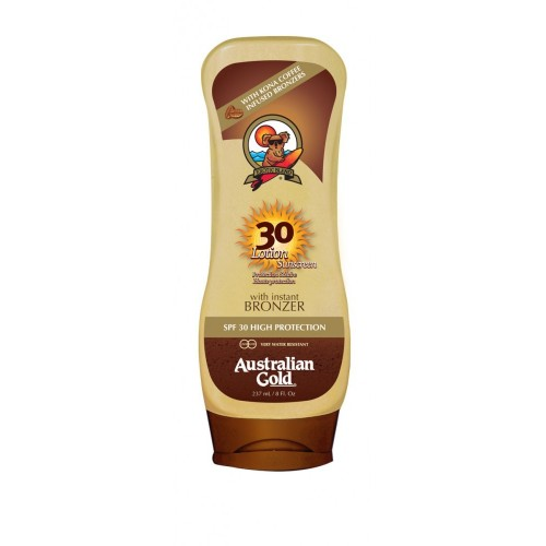 SPF 30 Spray Gel con Bronces