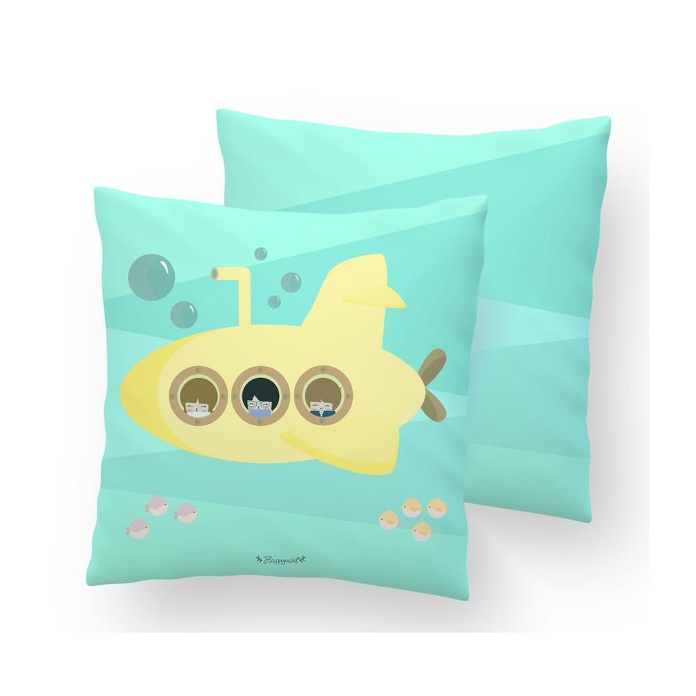 Pillow submarine