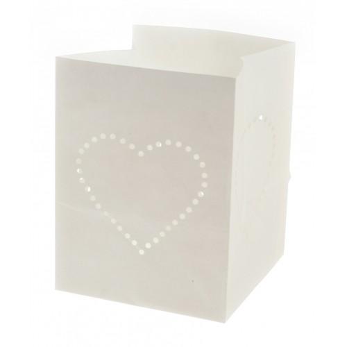 heart bag paper