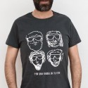 "Camiseta ""barbas"""