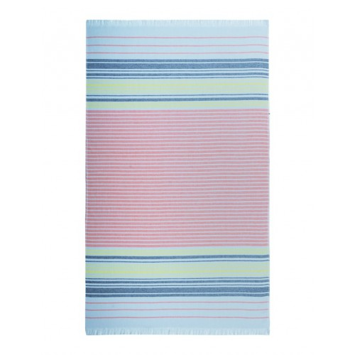 Corfu beach wrap-towel