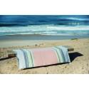 Corfu beach wrap-towel