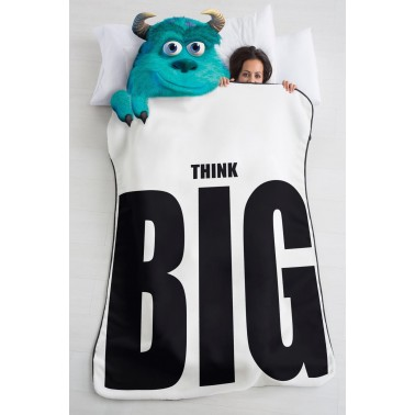 Blanket / Throw Think Big