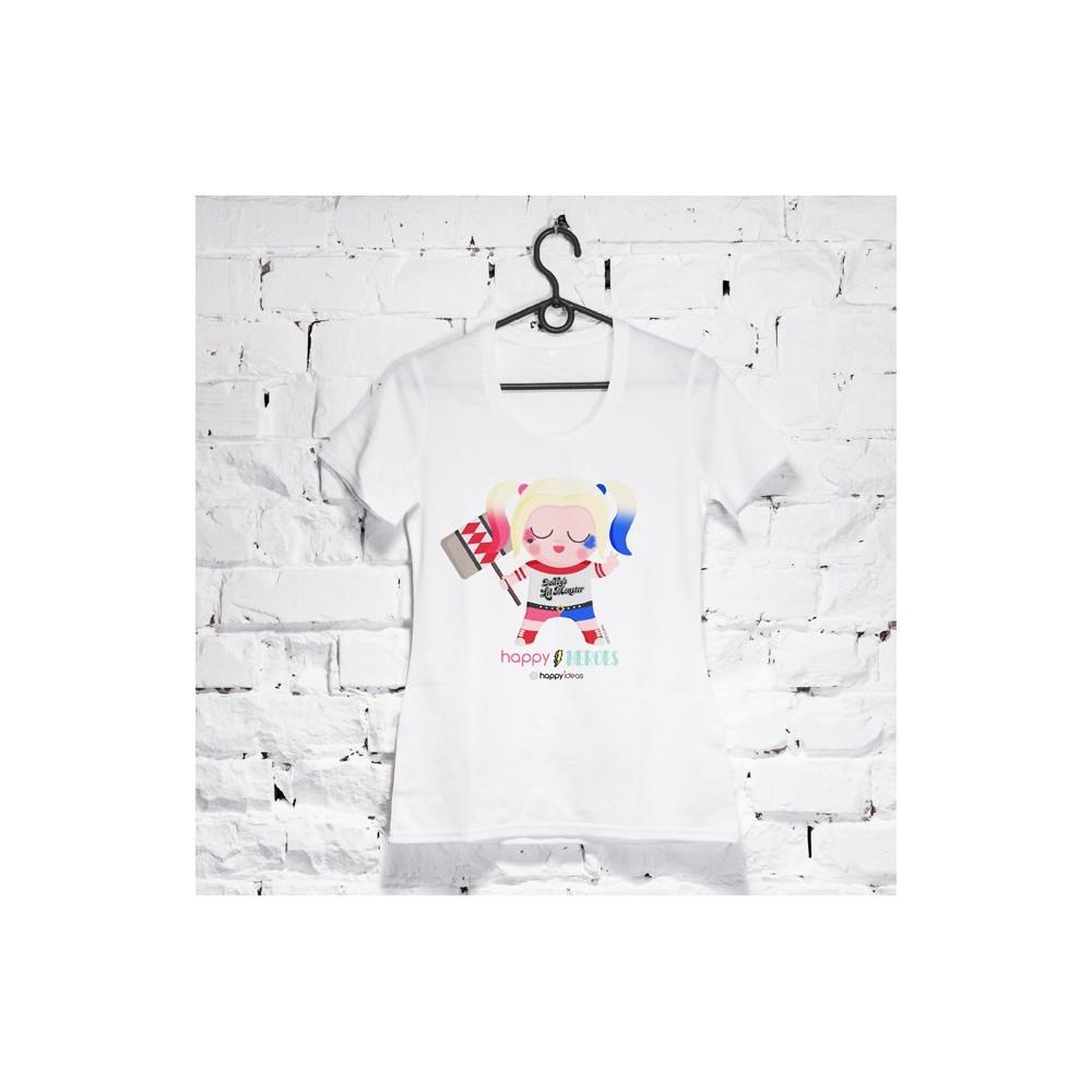 camiseta niña Harley Quinn
