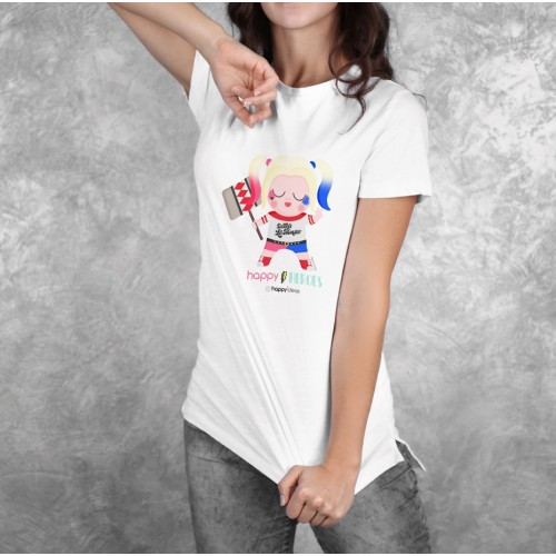 Woman t-shirt Harley Quinn