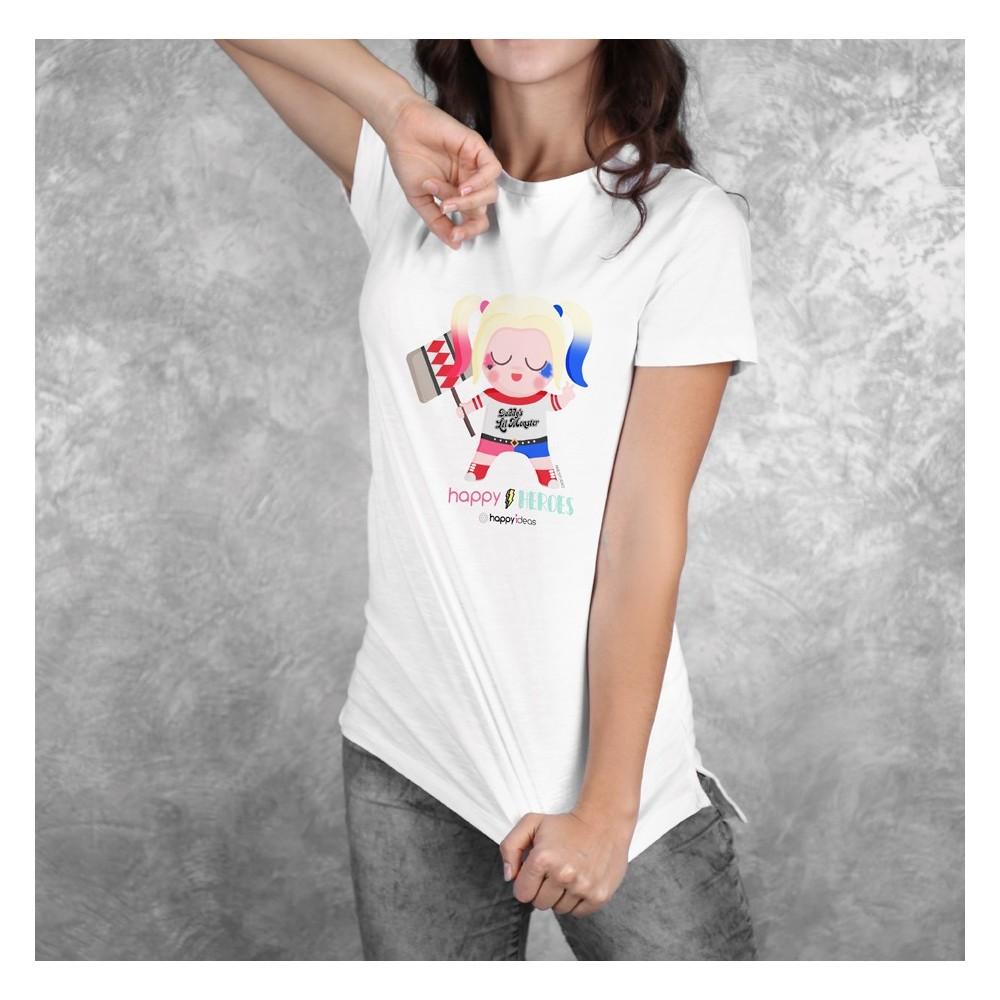 camiseta adulto Harley Quinn