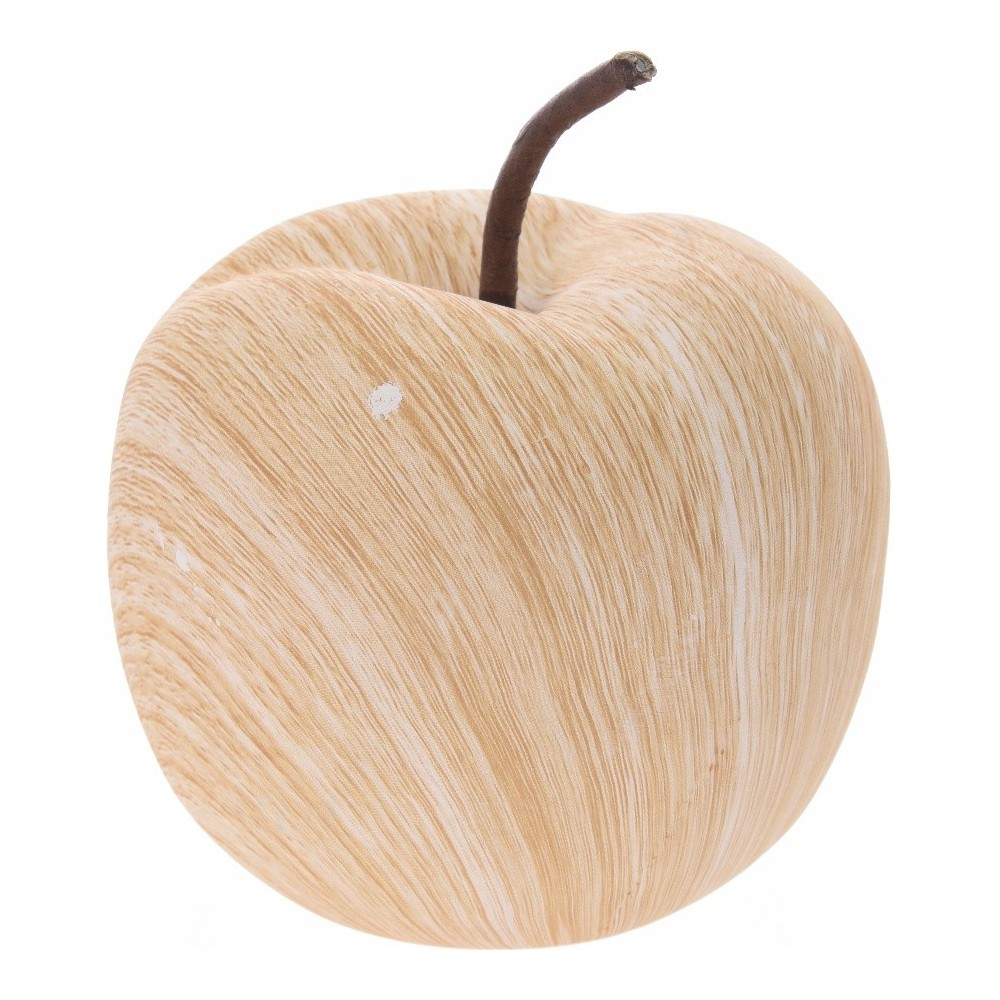 PORCELAIN APPLE, 9.5CM