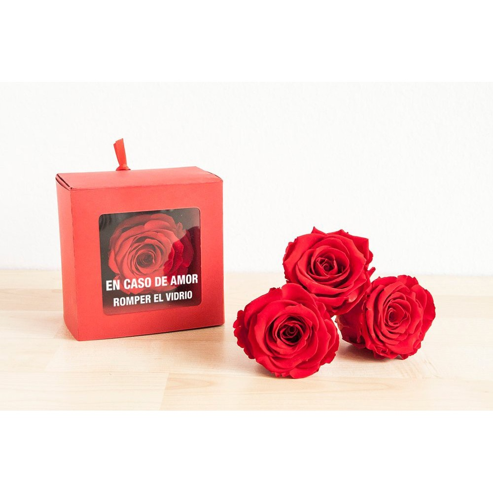 Rosa en caso de amor