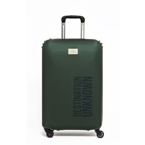 Luggage cover Destination Unknown