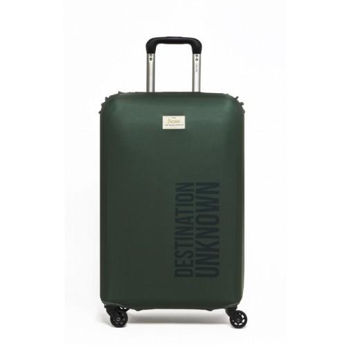 Luggage cover Destination Unknown