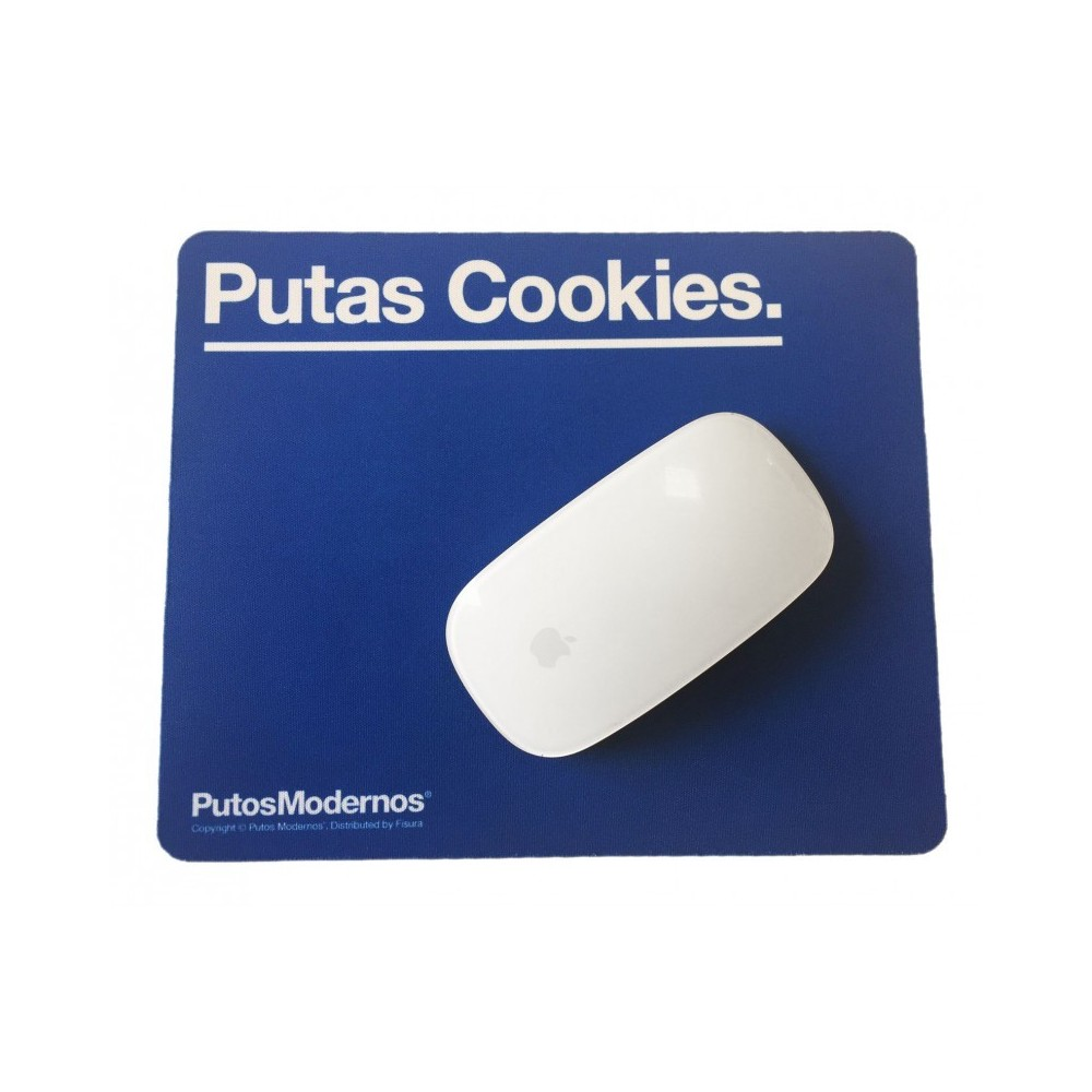 Alfombrilla ratón Putas Cookies