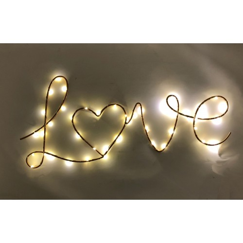 Love deco led