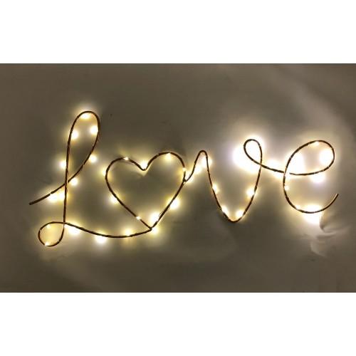 Love deco led