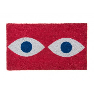 eyes doormat