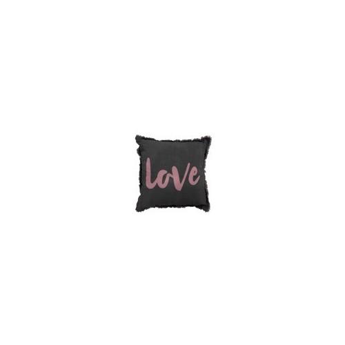 Cojín LOVE cuadrado