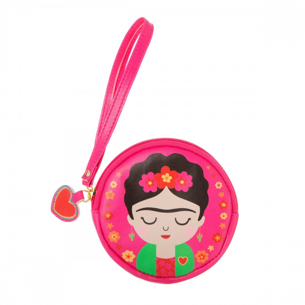 Frida coin purse