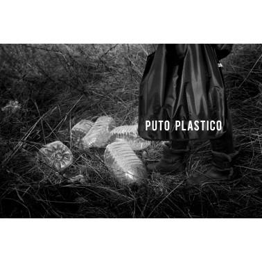 Bolsa reutilizable Puto Plástico