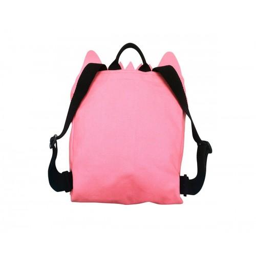 Mochila Amor El Monstruo de Colores rosa