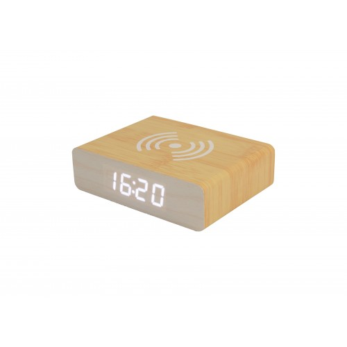 Reloj despertador cargador