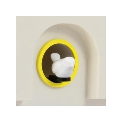 Reloj Cuco amarillo