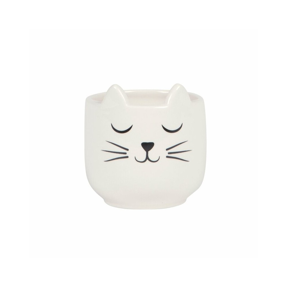 Mini Maceta Cat