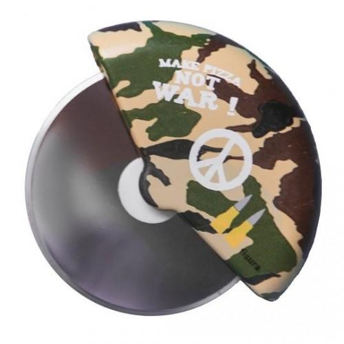 Cortapizza casco