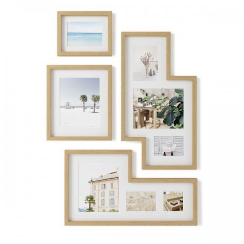 MINGLE GALLERY FRAMES SET OF 4