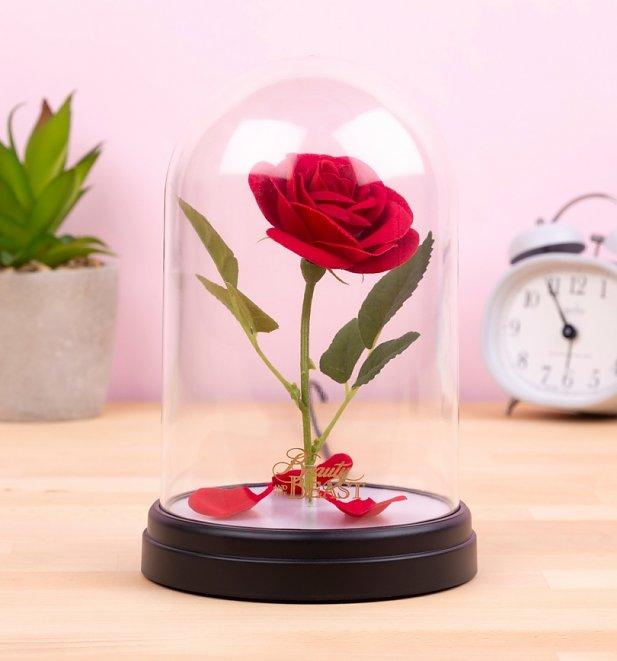 lampara-rosa-encantada-la-bella-y-la-bestia